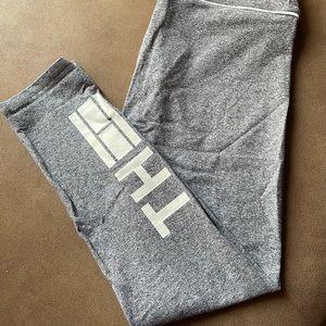 NWOT Tommy Hilfiger heather grey leggings